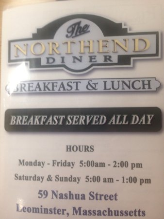 North End Diner: photo1.jpg