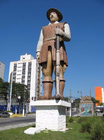 Borba Gato Monument
