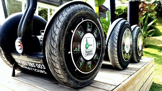 G2Move Segway Tours & Bikes