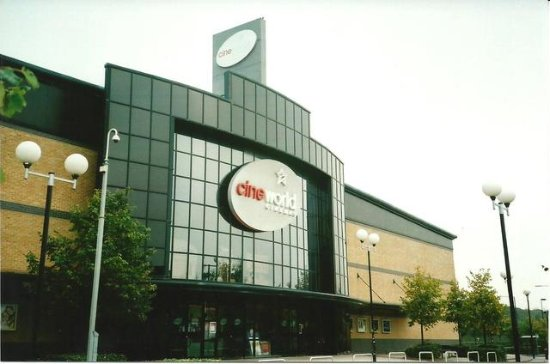 Strood, UK: Cineworld Rochester
