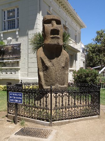 Vina del Mar, Chile: Moai