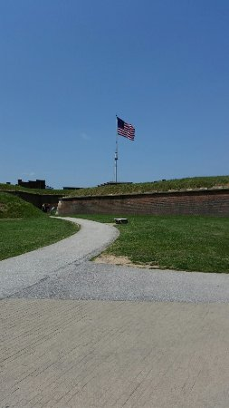 Fort McHenry National Monument: 20160627_122823_large.jpg