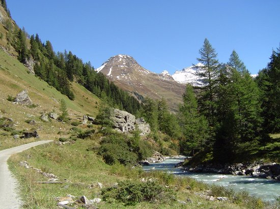 Matrei in Osttirol, Austria: Faz parte da paisagem