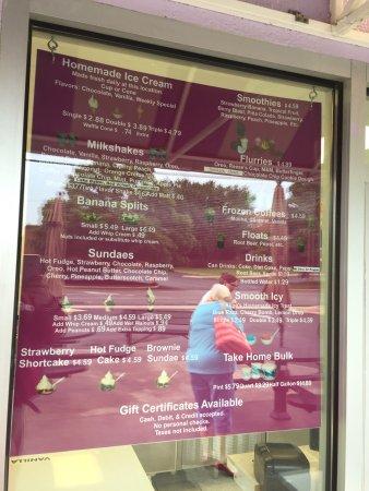 Waynesboro, VA: Kline's Dairy Bar