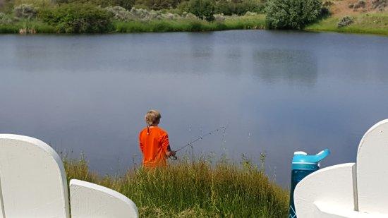 Blue Lake Ranch: Blue Lake