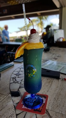 Beachcomber Beach Resort & Hotel: Die Bar