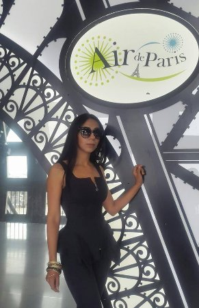 Париж, Франция: Aeropuerto de Paris