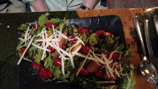 Lake Zurich, IL: Raspberry Salad - and sundry other things