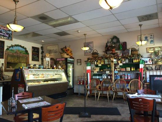 Bono S Italian Restaurant Front Of