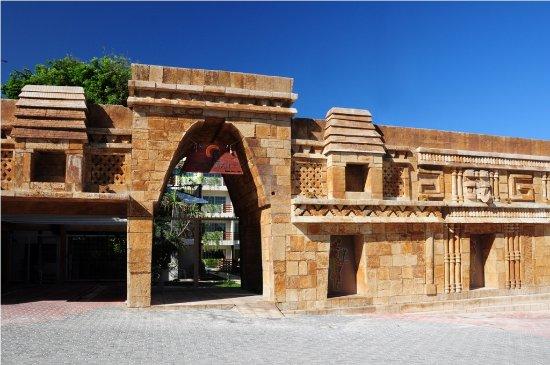 Hotel Posada Sian Ka'an: Facade