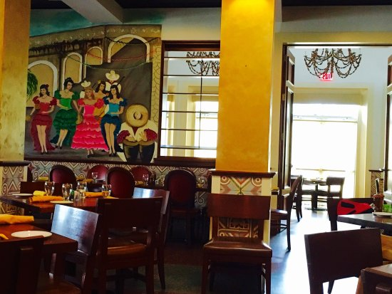 Las Vegas Cuban Cuisine Beautiful Interior Decor