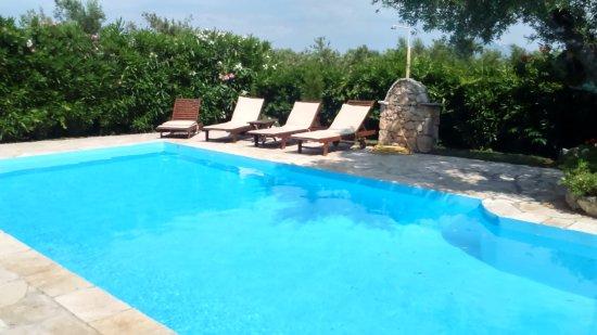 Agios Dimitrios, Grecia: your very own private pool