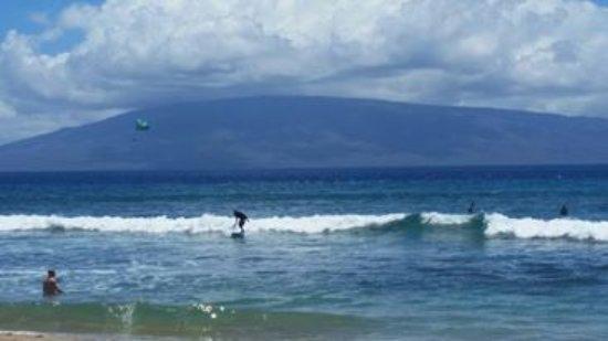 Ka Anapali Beach Hotel Surf Spot Just Up The