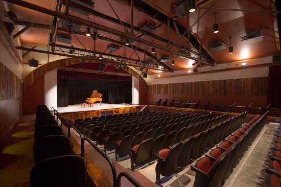 Yadkinville, NC: This is the theater which is very nice and comfortable
