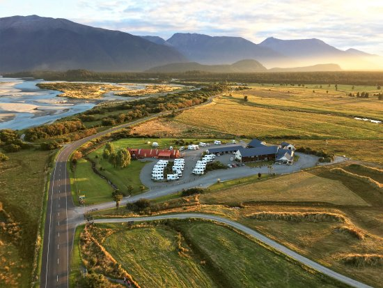 Haast River TOP 10 Holiday Park
