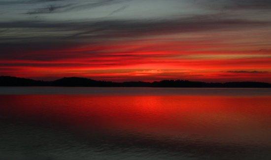 Hartwell, Geórgia: Sunrise