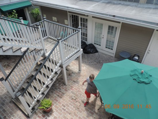 New Orleans Courtyard Hotel Photo