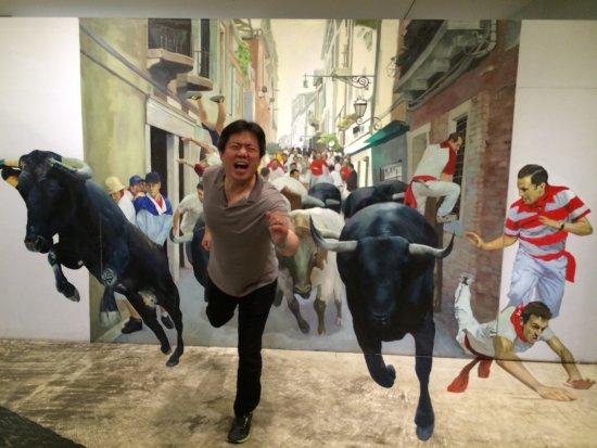 Trick Art Museum Korea