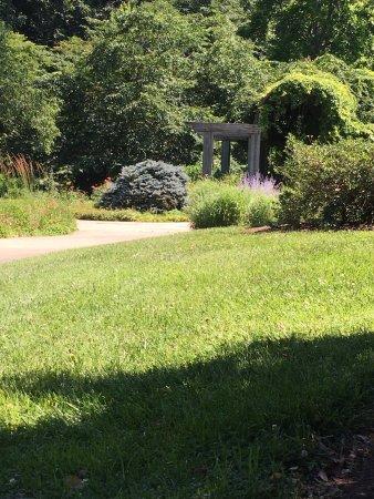 The Greensboro Arboretum