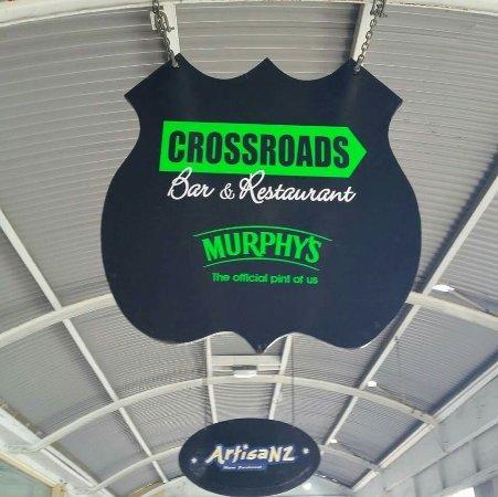 Opotiki, Nowa Zelandia: Our new signs