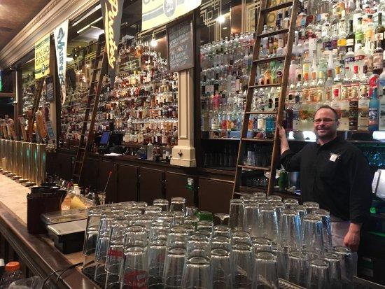 FX McRory's Whiskey Bar