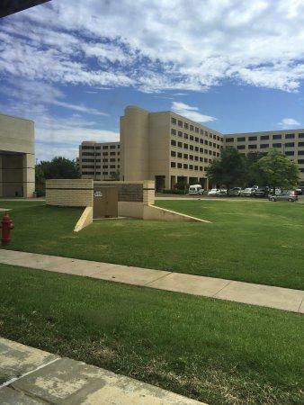 Near Oklahoma university