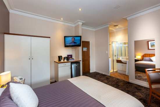 Quality Hotel Bayswater: Deluxe Room