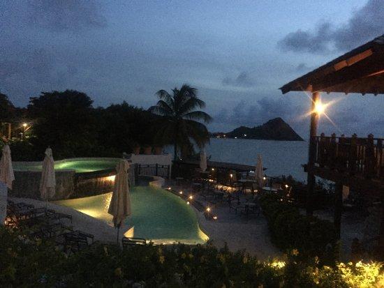 Cap Estate, Sta. Lucía: Beautiful place!