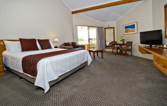 Abbey Beach Resort: Studio Spa Suite
