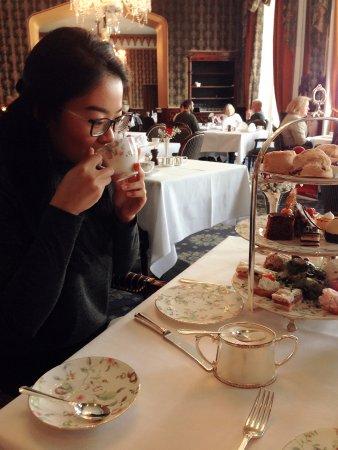Dromoland Castle Hotel: Afternoon tea