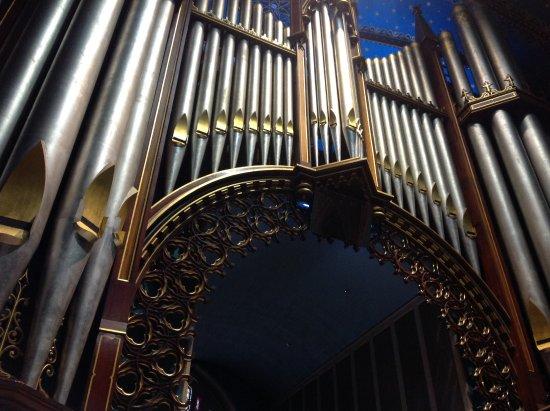 مونتريال, كندا: L'orgue