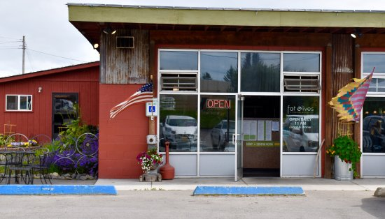 Fat Olives Restaurant: Fat Olives in Homer, Alaska