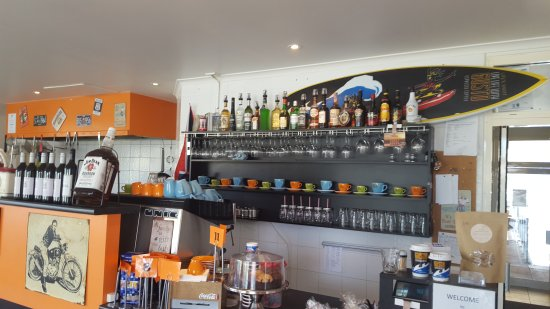 Sussex Inlet, Australia: Cafe