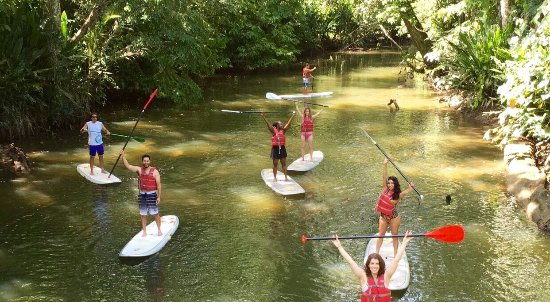 Green Water SUP Tours