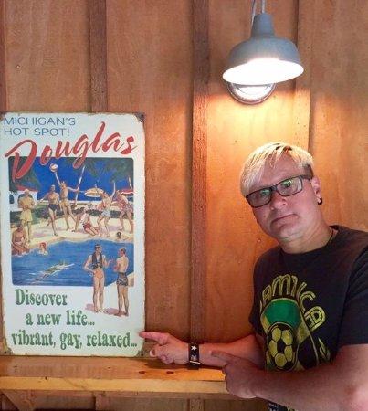 Douglas, MI: inside the DUNES