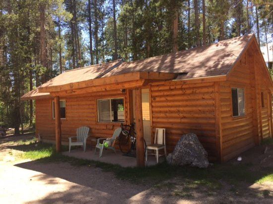 Daven Haven Lodge & Cabins: Cabin #36