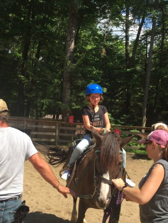 Ruggieros Public Horseback Riding