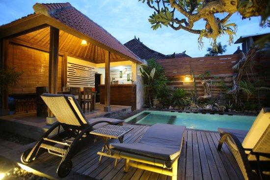巴厘島拉埃樂沙努爾酒店