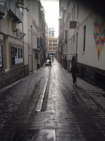 fort lane picture of imperial lane auckland central tripadvisor