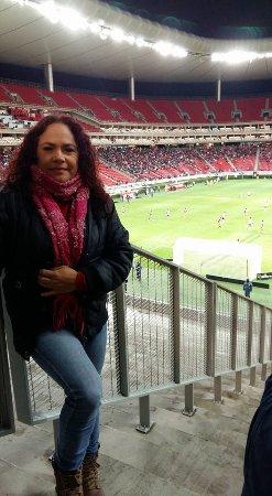 Estadio Omnilife: Una panoramica del estadio