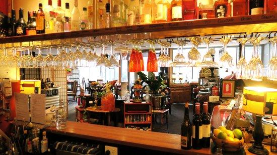 New Norfolk, أستراليا: Bar - Lounge - Reception