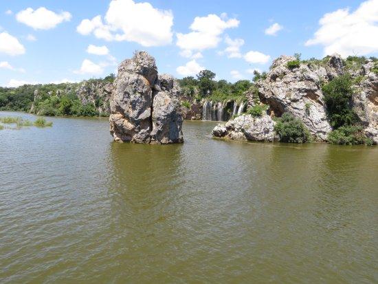 Vanishing Texas River Cruise: Vanishing River Cruise - Falls Creek Falls
