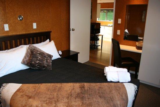 Whanganui, Yeni Zelanda: Deluxe Motel - Treat Yourself