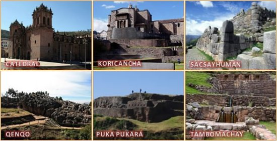 Cusco Region, Peru: City Tour del Medio Día (Mañana o Tarde)