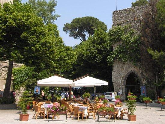 Hotel Parsifal Antico Convento del 1288 : Ravello Piazza