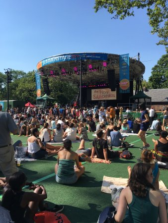 Photo of Park Central Park SummerStage at Rumsey Playfield, New York City, NY 10065, United States