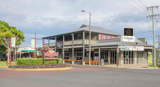 Newly renovated Sawtell Hotel