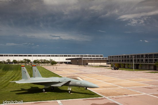 United States Air Force Academy: Classroom bujildings