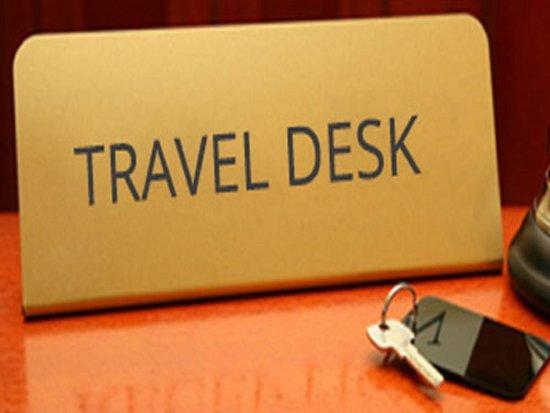 Festoon Hotel: Travel Desk