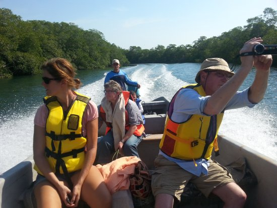 El Viejo, Nicaragua: Tour by Launch in Padre Ramos, Jiquilill,